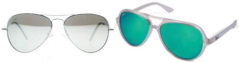 When in doubt, aviator sunglasses
