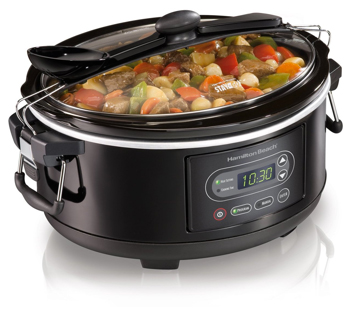 Goodbye fast food, hello slow cooker