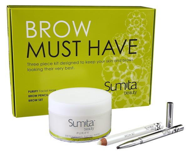 Sumita Beauty Brow Must-Have kit