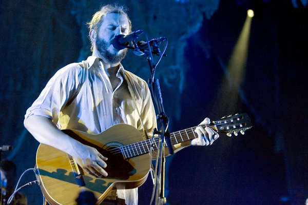 Bon Iver's Justin Vernon, The National's Aaron Dessner Detail Their Debut Album as Big Red Machine