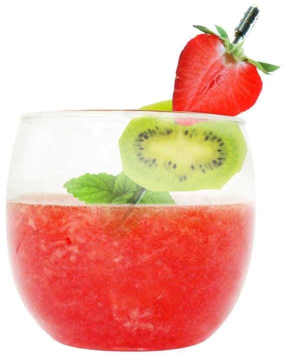 Brazen watermelon blush