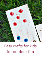 outdoor crafts