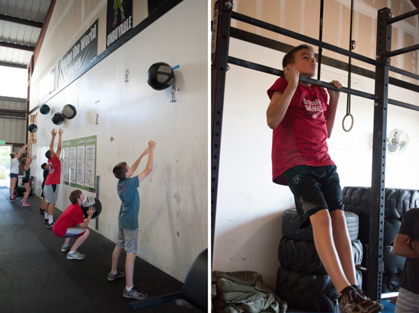 CrossFit for kids: what parents need to know
