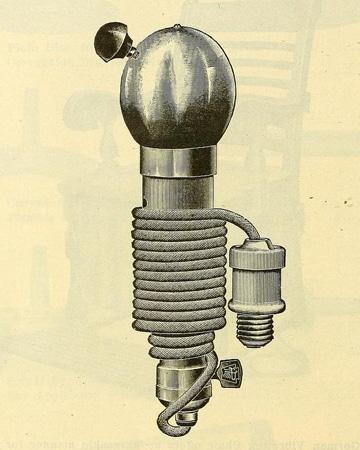 Dr. Harry Waite's vibrator