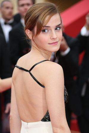 Emma Watson talks Bling Ring inspiration