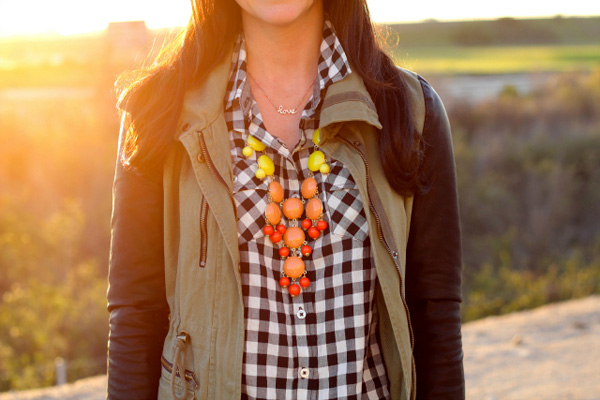 Get the layered look