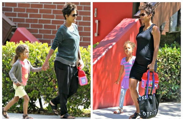 "Halle Berry talks pregnancy ""miracle"""