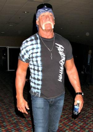 Warning: Graphic Hulk Hogan photos below