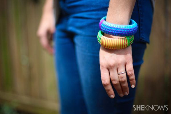 Arm candy you can make