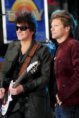 Richie Sambora Jon Bon Jovi