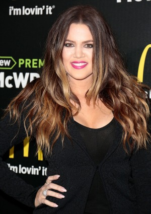 Khloe's weighty issue