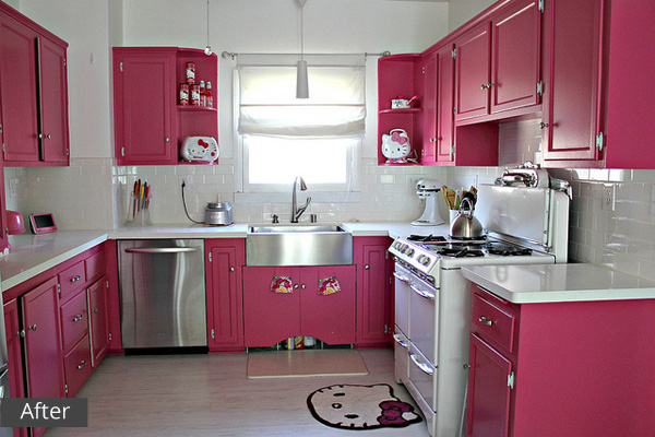 Top kitchen renovations of all time