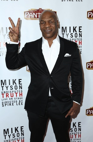 The Mike Tyson Mysteries