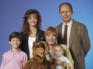From Alf to Webster