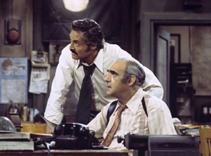 Fish from Barney Miller