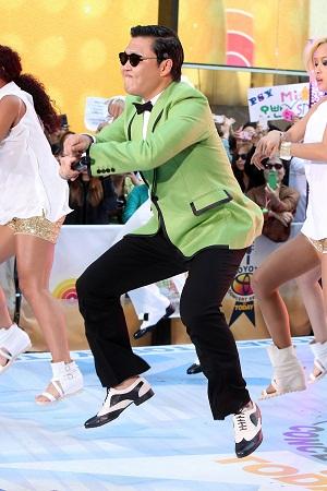 South Korean soldier to dance craze creator