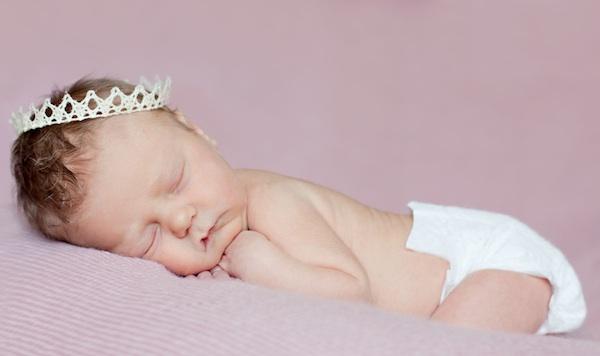 Sleep well, sweet prince (or princess)