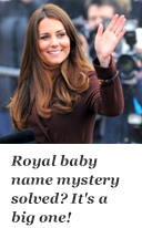 royal baby bump
