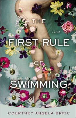 First Rule of Swimming cover