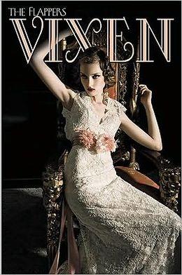 Vixen by Jillian Larkin