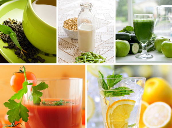 The 5 healthiest drinks