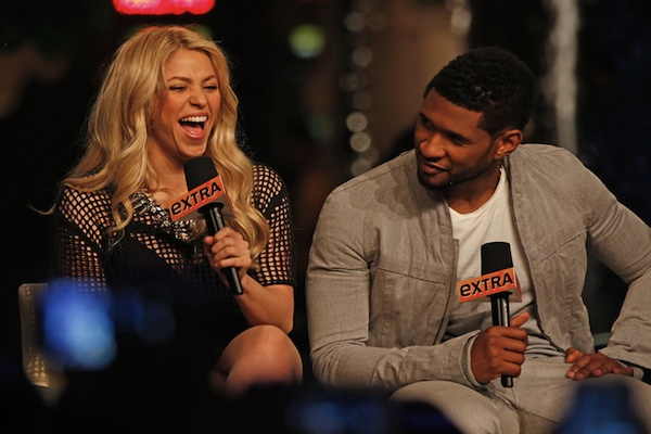 The Voice - Shakira and Usher