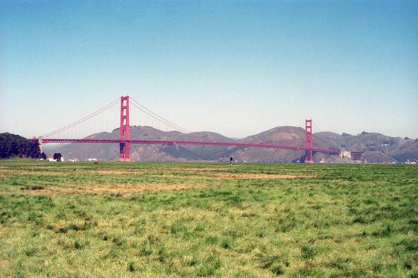 Crissy Field: San Francisco,California