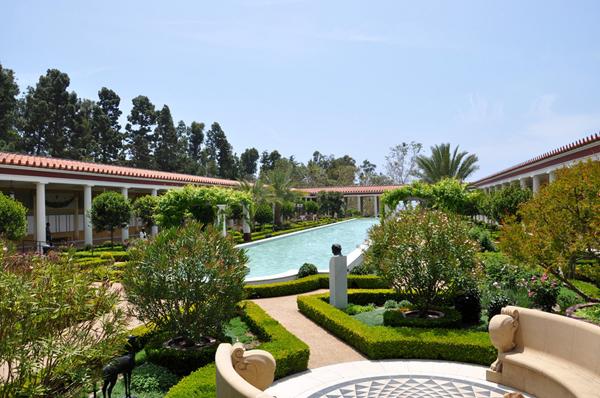 Getty Villa: Malibu, California
