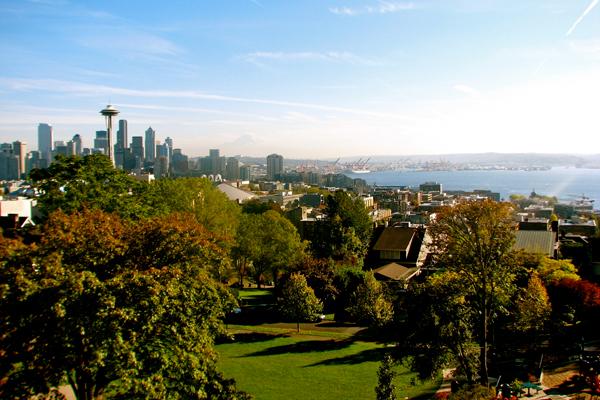 Kerry Park: Seattle, Washington
