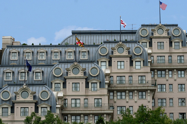Hotels rich in history and luxury