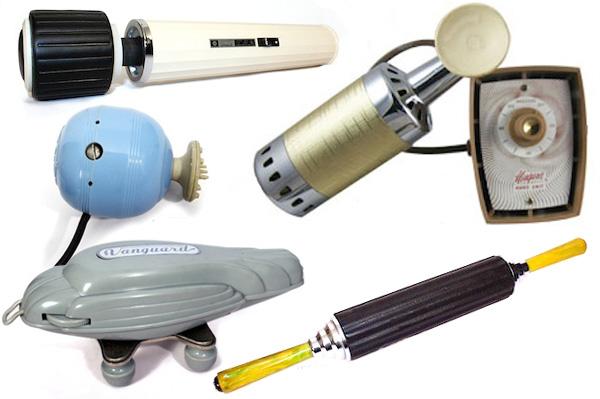 Vintage vibrators