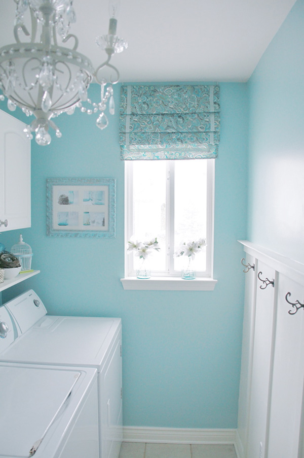 10 weekend paint projects bloggers have shared page 6 for How to add a laundry room to your house