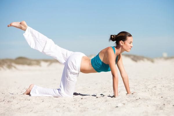 Tips for working out under the sun