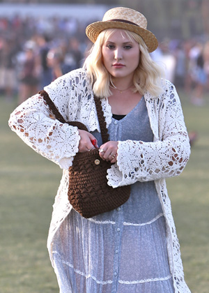 Anything too retro -- Hayley Hasselhoff