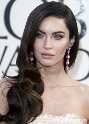 Permanent makeup -- Megan Fox