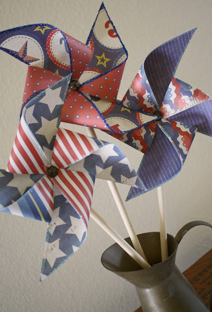 DIY your red, white and blue