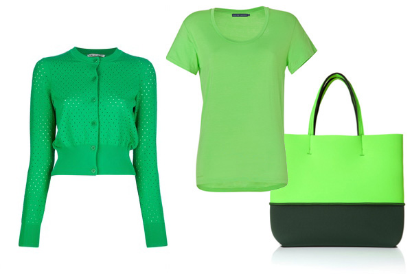 Lime fashion