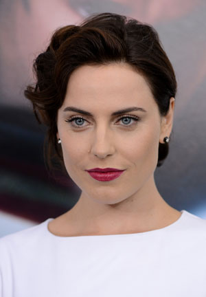 Antje Traue at the Man of Steel premiere