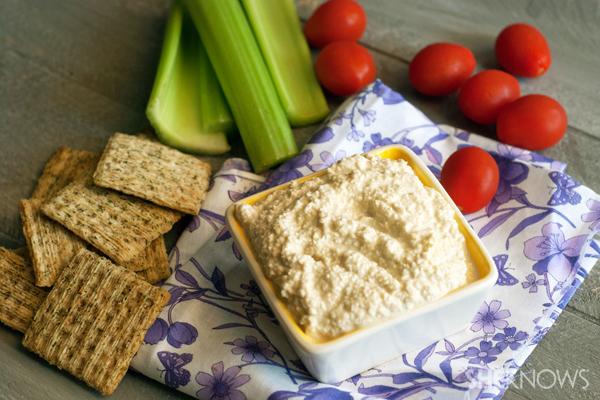 Easy vegan cashew cheese recipe