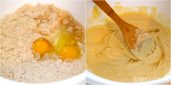 How To Make Peanut Butter Cake With Yellow Cake Mix