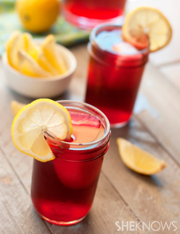 Copycat Passion Iced Tea Lemonade