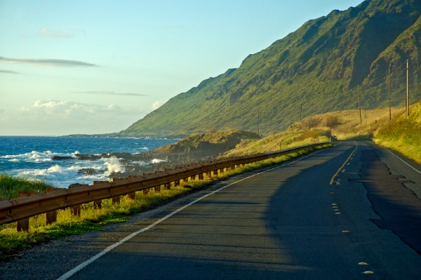 Beautiful road trips