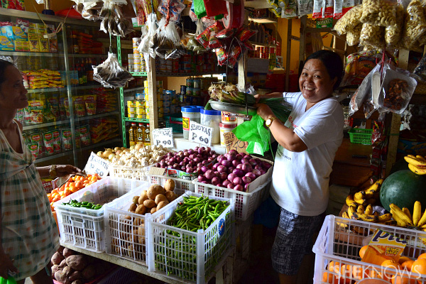 Food markets of the Philippines