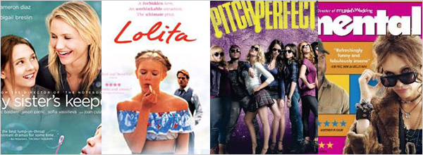 girls night in: movies to suit your mood