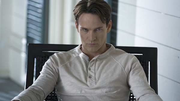 Bill becomes Billith in True Blood
