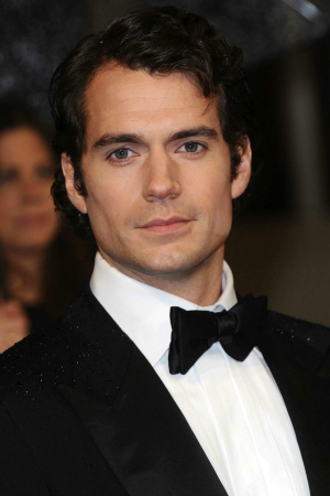 Man of Steel actor Henry Cavill