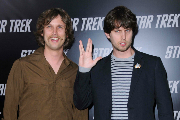 the celeb jon h... Jon Heder Twin