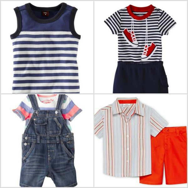Baby boy outfits for Fourth of July