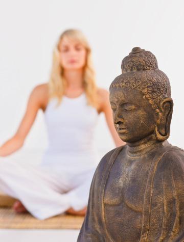 The Buddhist parent