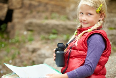 Take your homeschool to the great outdoors